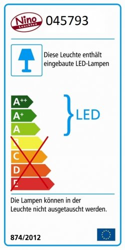 LED-Pendelleuchte, amber Ø30cm - LIGHTS